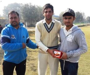 Lakshay Sharma & Utsav Madan guide Maulana Azad Club to victory in Gurbachan Kaur U-23Tournament