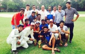 Ravindra School wins the title of Ajay Mittal U-19Tournament