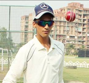 Abhijeet Singh's all round show guides Surinder Khanna Academy to victory over Titiksha Academy