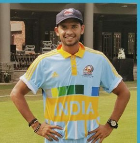 Abhishek Vats to lead Delhi University Team at All India Inter Zonal CricketTournament