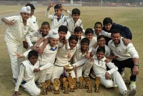 Airliner Cricket Academy wins the title of U-14 IndependenceTournament