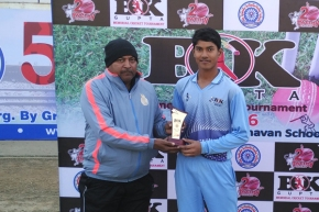 Specials: Top 5 Batting performances in January- U 14Category