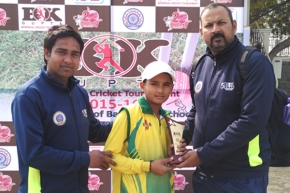 Manan Bhardwaj's five-for guides Vidya Jain Academy to one wicket win over Sonnet Club