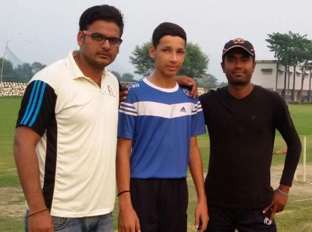 Prabal Pratap Singh- Mishra Sports Club