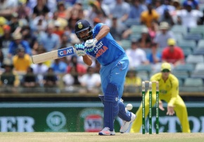 Rohit's 171* in vain as India lose to Australia by 5 wickets in 1st ODI