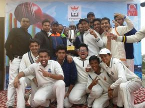 Vidya Jain Academy wins the title of BR Rajput Memorial U-17 Tournament; beats Haryana Academy in thefinal