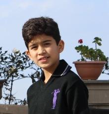 Raghav Nagpal (Delhi u-14)