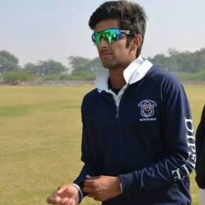 Yash Sehrawat's 103 powers Venkateswara College to victory over Satyawati College in Silver Jubilee Inter College Cricket Tournament