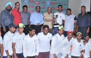 TYCA beats Billa Bong Academy to lift Hargopal Memorial Tournament title; Himmat Singh declared man of the tournament