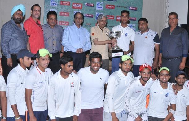 9th Hargopal Club cricket tournament winner team TYCA