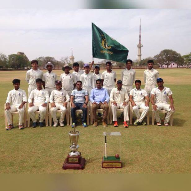 DPS Mathura Road wins Scindia Cup