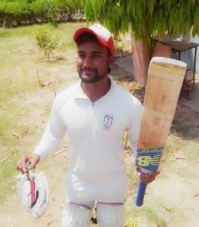JD Tytler School beats Delhi Sunrisers by 223 runs; Rahul Raipuriya hits178