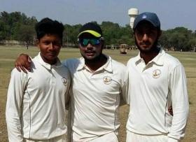 Yatharth, Nakul, Ashmeet