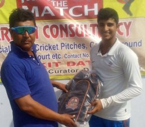 Ajay Guliya's all round show guides TN Academy to victory in TYCA U-19 Tournament