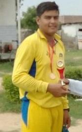 Ekansh Dobal helps Harry Academy to register victory over Sankalp Academy in Somnath Katpal U-17Tournament