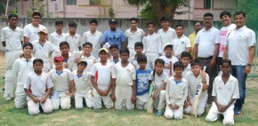 KP Academy beats Airliner Academy by 6 wickets in Friendship Cup; Prateek Dhoundiyal shines with bat & ball