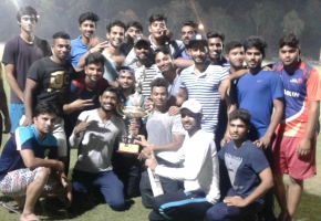 LB Shastri Club beats Air India by 7 runs to lift Roshnara T-20 Cup title; Parvesh Dahiya declared Man of the Tournament