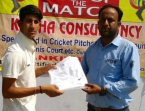 Harshit Sethi smashes 145 and grabs five wicket haul in TYCA U-19 Tournament
