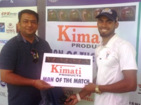 Rohtak Road Gymkhana beats KN Colts by 7 wickets in Goswami Ganesh Dutt Memorial Tournament