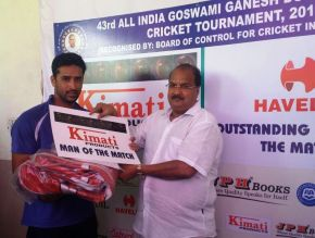 Madras Club beats Ghaziabad Association to enter Q-F round of Goswami Ganesh Dutt Memorial Tournament; Vaibhav Deshpandeyshines