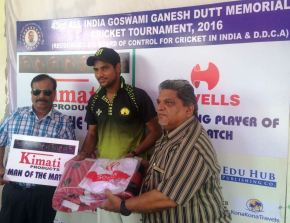 Sporting Club beats CWC to enter Q-F of Goswami Ganesh Dutt Memorial Tournament