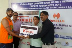 Friends Cricket Club enter Q-F of Goswami Ganesh Dutt Memorial Tournament; Mayank Sidhana shines