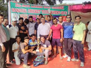 Sporting Club overcomes LB Shastri Club to lift the title of Laxman Dass Memorial Tournament; Rohan Rathee shines with ball