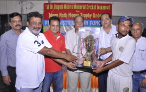 Haryana Academy beats Maulana Azad Club by 7 wickets; lifts 1st Rajpati Mishra Tournament title