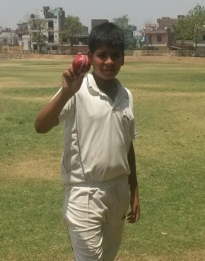 Mount Abu Academy beats Maulana Azad Club by 6 wickets in Scado Sports U-13 Tournament