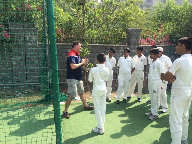 shane watson Venkateswara school 1