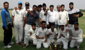 Vijay Dahiya Academy wins the title of Gurbachan Kaur U-23 Cricket Tournament; Aarish Zaidi declared Man of the Tournament