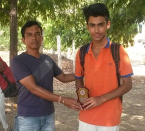 Maulana Azad Club enters the final of Bansal Sports U-16 Cricket Tournament