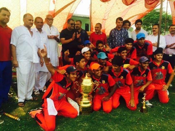 West Delhi Academy wins raj Dalal tournament